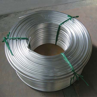 Stainless Steel Coil Pipe/Tube