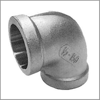 Casting Pipe Fittings 90 Elbow SW