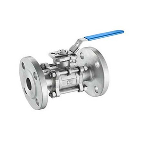 3PC Ball Valves Flanged Ends 150LB