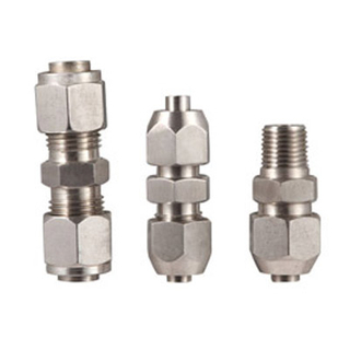 Stanless Steel Union Swagelok Compression Fittings