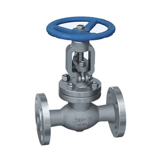 JIS 10K 20K Globe Valves Flanged Ends