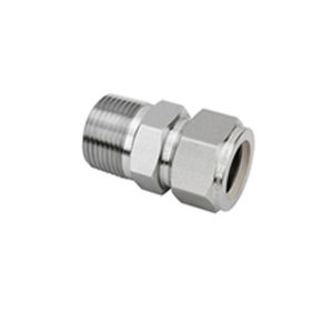 Tube Fitting-Straight Male Connectors NPT Thread