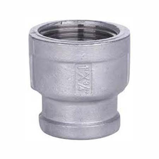 Casting Pipe Fitting Threaded Reducing Coupling