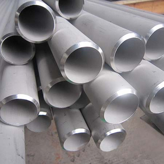ASTM B407 B514 B515 B751 B755 B829 Incoloy 800H/UNS N08810/EN1.4876 Welded Steel Pipe