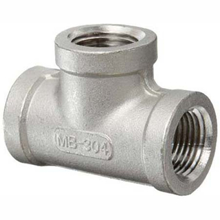 Casting Fittings Threaded Tee