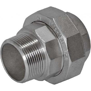 Cast Pipe Fittings Male-Female Threaded Union