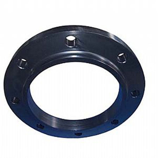 ASTM A105 ANSI B16.5 Stub End Lap Joint Flanges class 150 to 600 Anti-Rust Black Coating