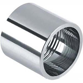 Stainless Steel Casting Pipe Fitting Half Coupling