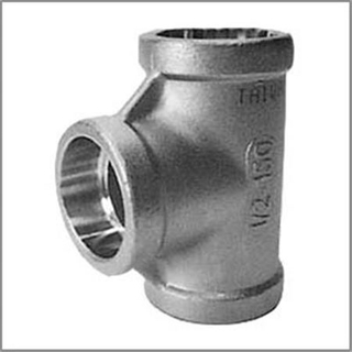Casting Pipe Fittings SW Tee